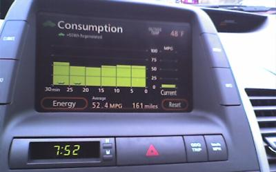 52.4 MPG screenshot