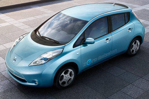 Nissan LEAF Electrical Vehicle